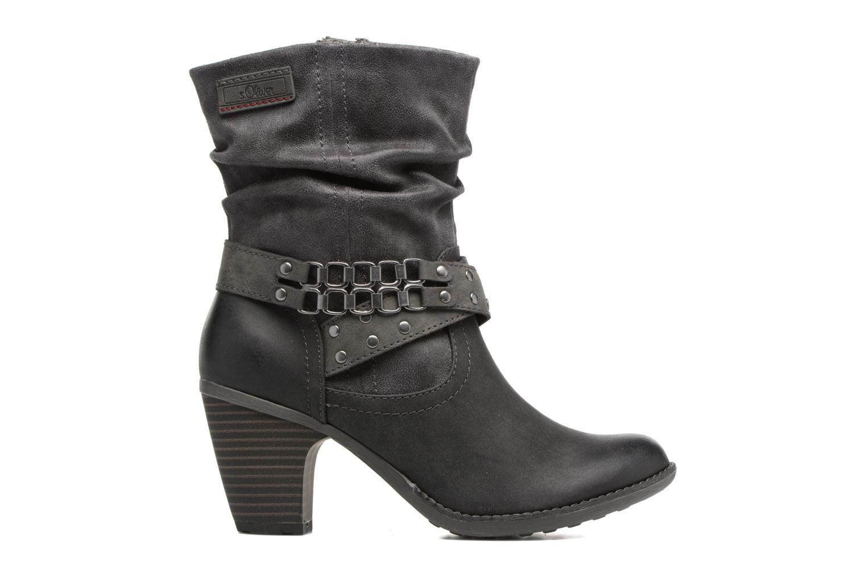 Bottines et boots S.Oliver Gemie Noir vue derrière