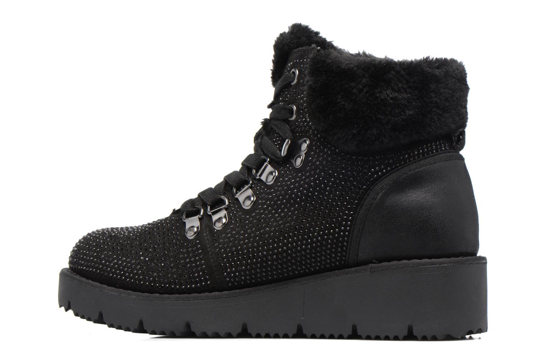 Boots en enkellaarsjes S.Oliver Quine Zwart voorkant