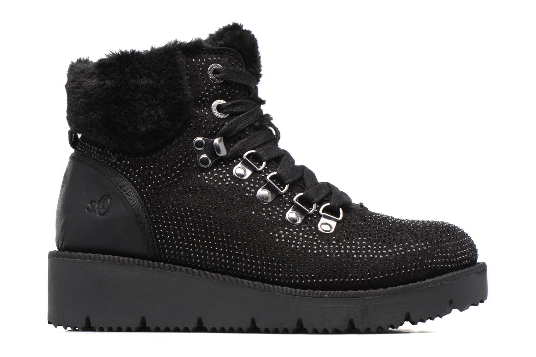 Boots en enkellaarsjes S.Oliver Quine Zwart achterkant