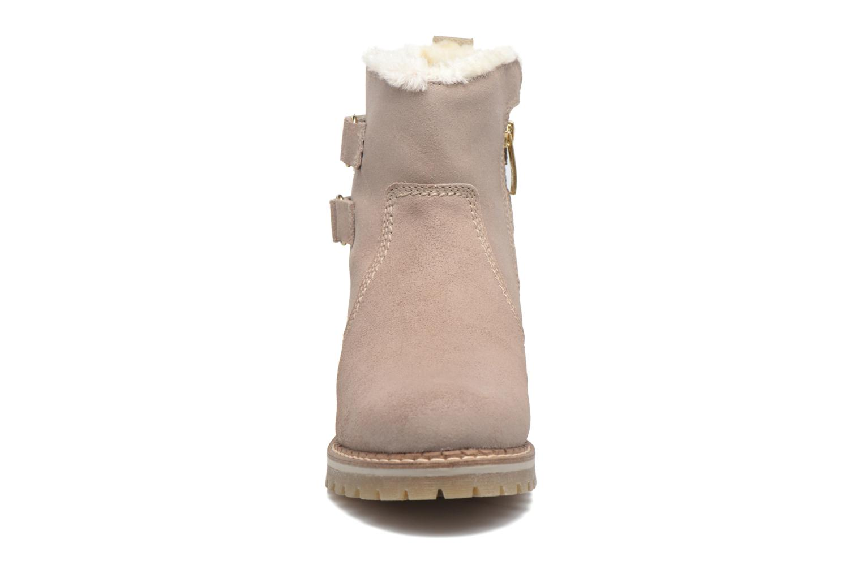 Bottines et boots S.Oliver Nilma Beige vue portées chaussures