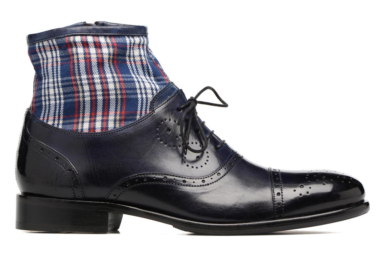 Bottines et boots Melvin & Hamilton Patrick 4 Bleu vue derrière