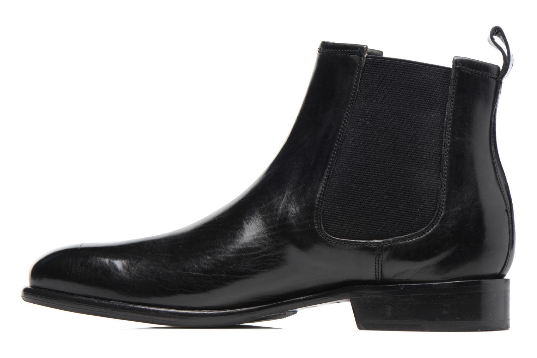Bottines et boots Melvin & Hamilton Patrick 5 Noir vue face