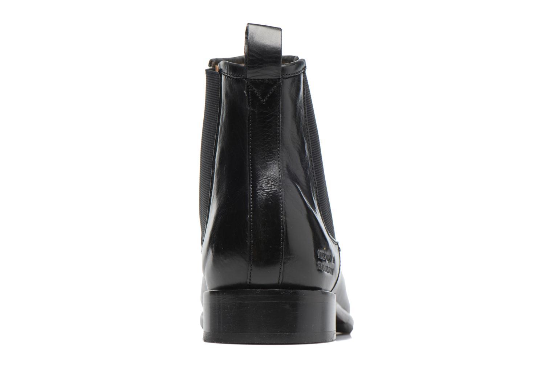 Bottines et boots Melvin & Hamilton Patrick 5 Noir vue droite