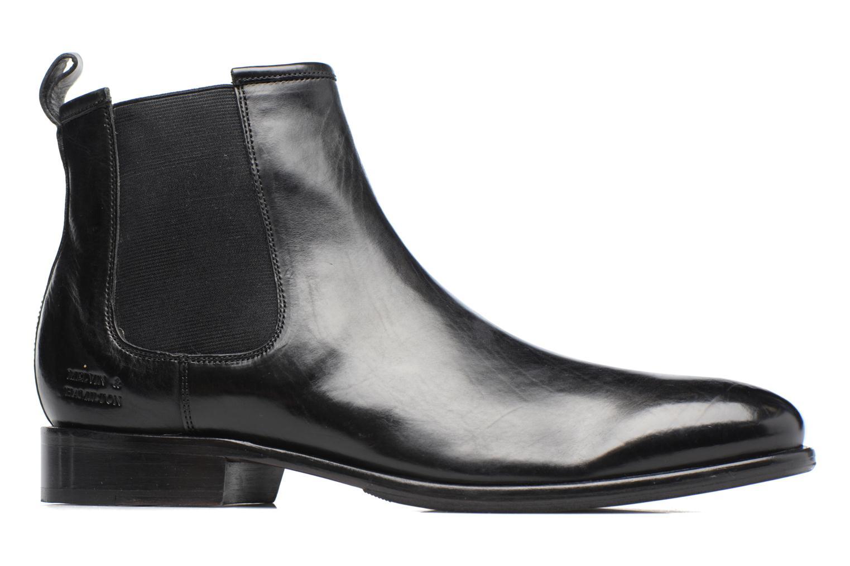 Bottines et boots Melvin & Hamilton Patrick 5 Noir vue derrière