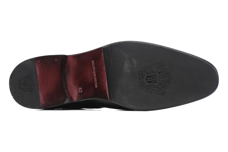 Bottines et boots Melvin & Hamilton Patrick 5 Noir vue haut