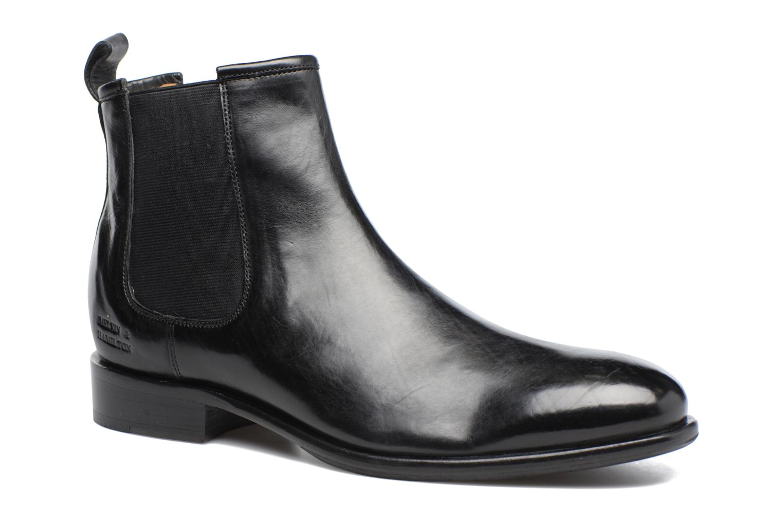 Bottines et boots Melvin & Hamilton Patrick 5 Noir vue détail/paire