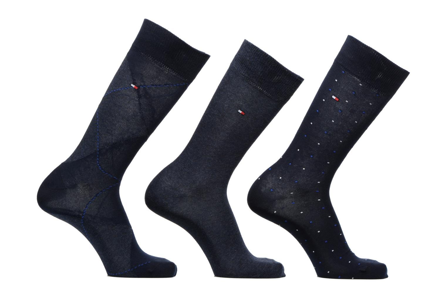 GIFT BOX Chaussettes AMERICAN HERITAGE LOT DE 3 322 DARK NAVY