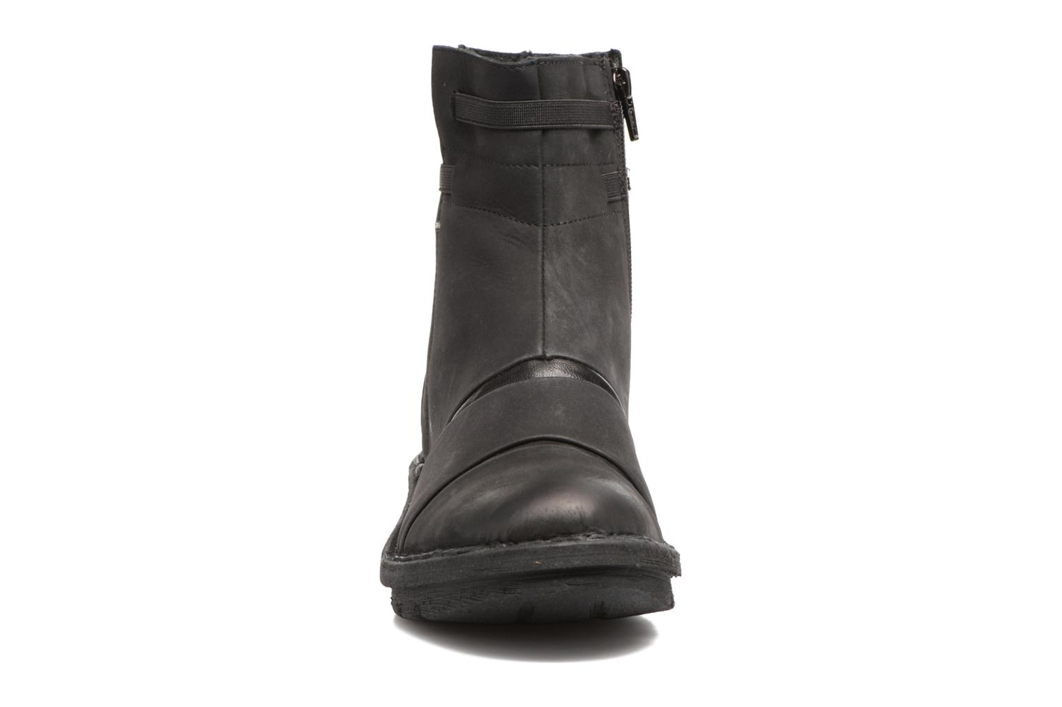 Ankle boots Khrio Todese Black model view