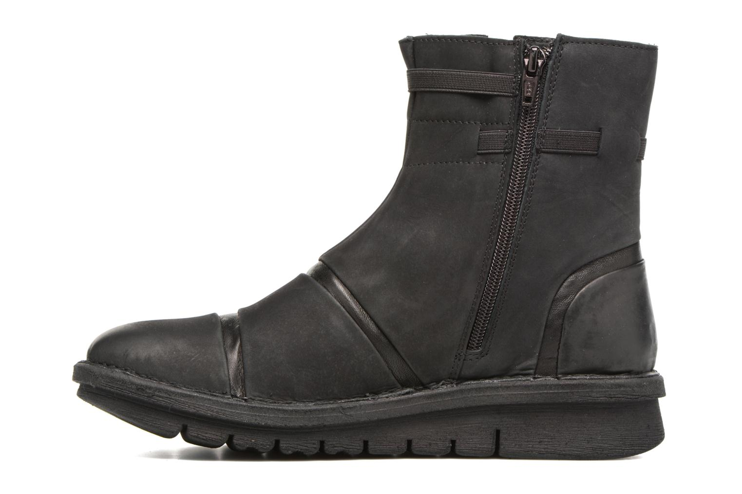 Ankle boots Khrio Todese Black front view