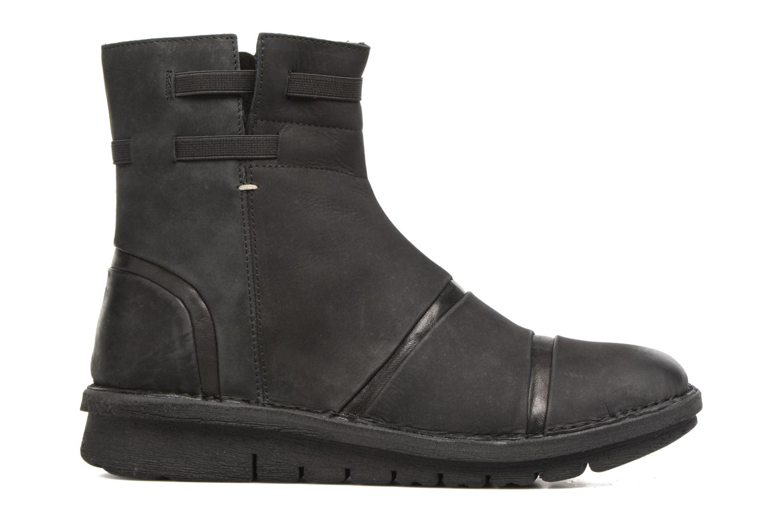 Ankle boots Khrio Todese Black back view