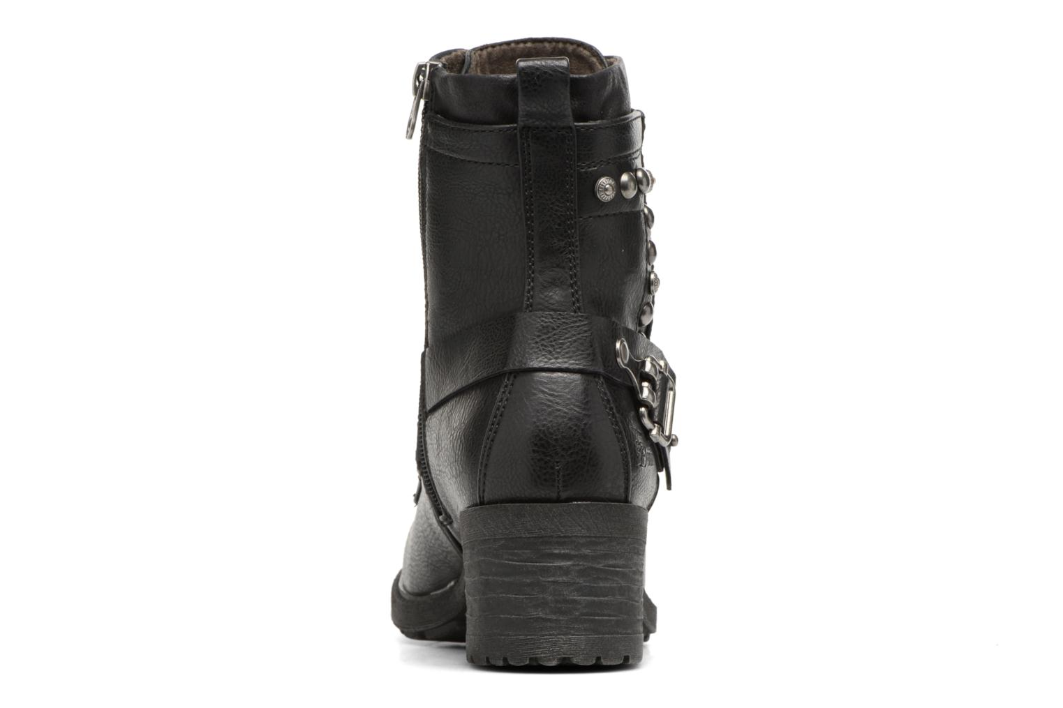 Ankle boots Tom Tailor Saphia Black view from the right