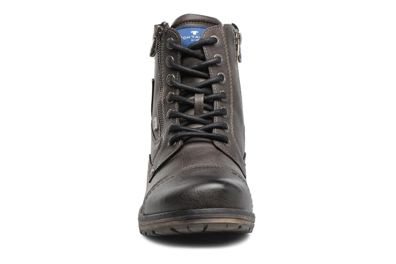 Bottines et boots Tom Tailor Marius Gris vue portées chaussures