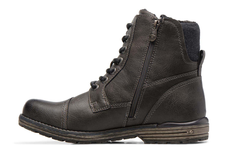 Bottines et boots Tom Tailor Marius Gris vue face