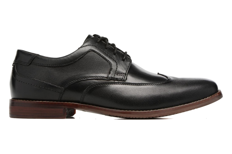 Chaussures à lacets Rockport SP Perf Wingtip Noir vue derrière