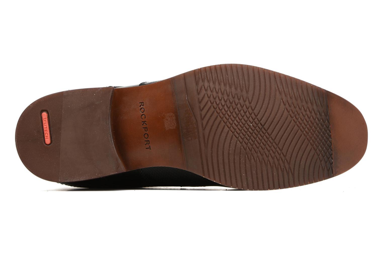 Chaussures à lacets Rockport SP Perf Wingtip Noir vue haut