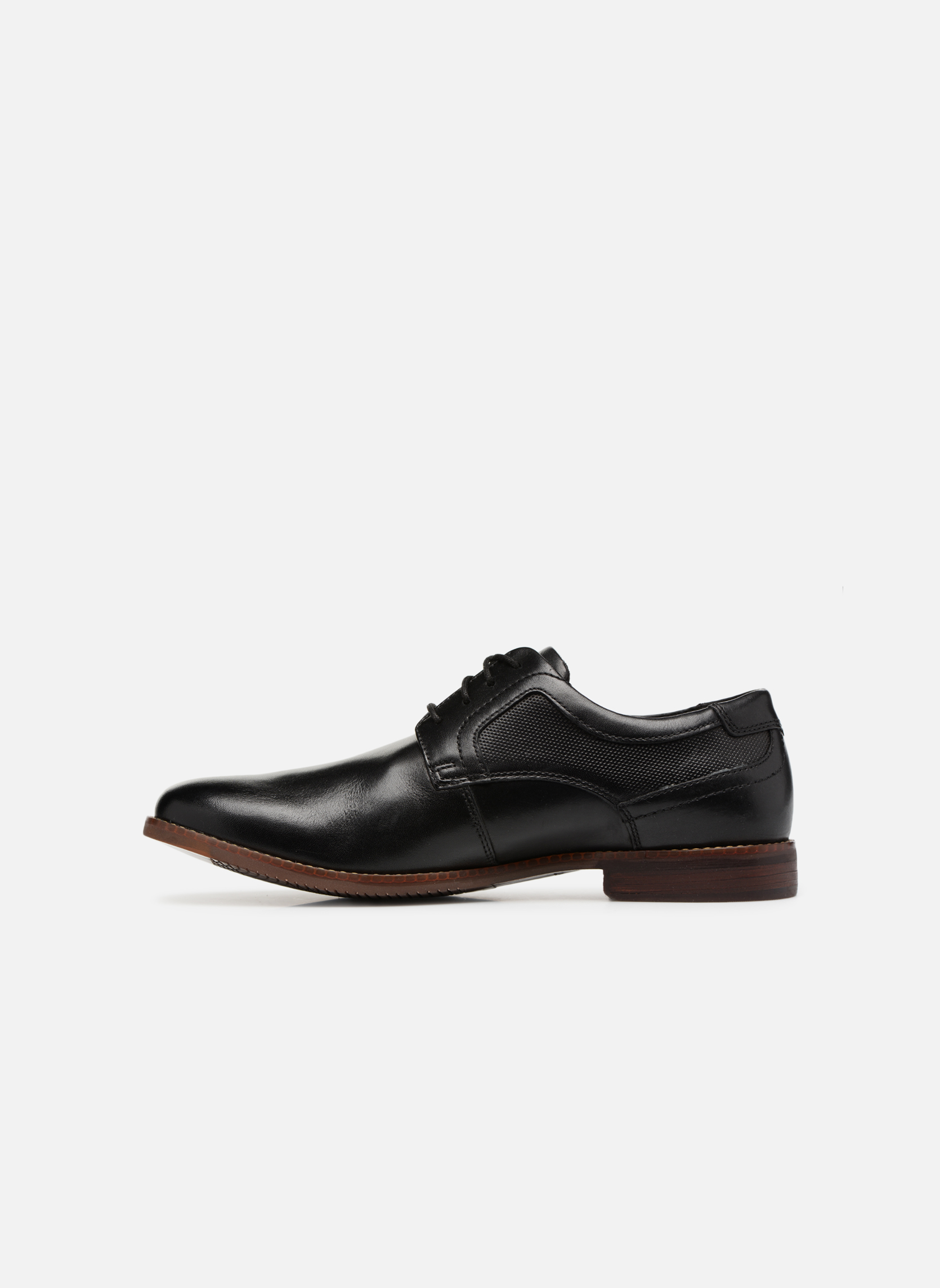 SP Perf Plain Toe Black