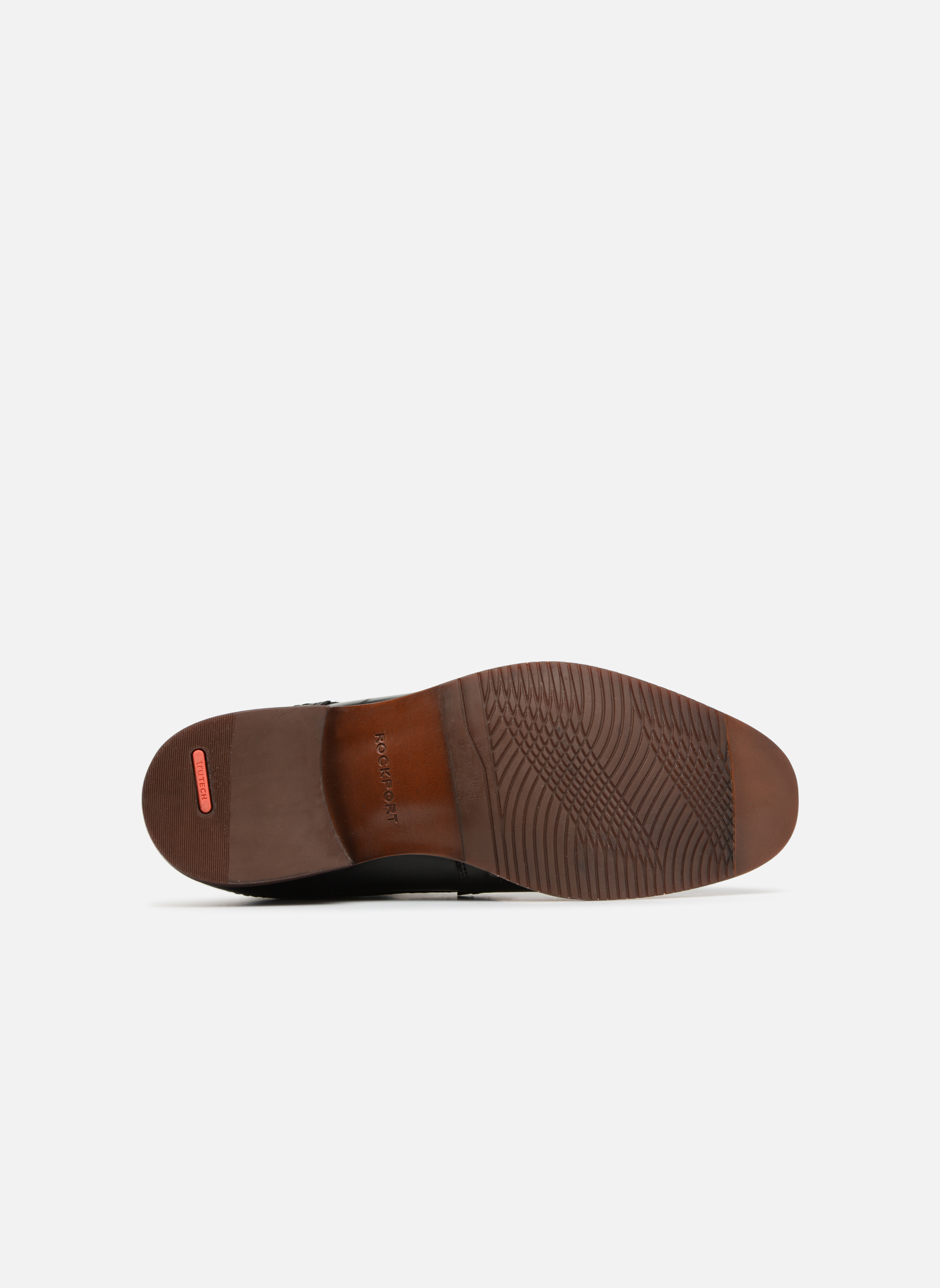 SP Perf Plain Toe Black