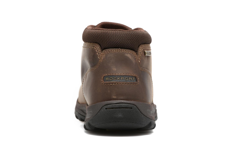Bottines et boots Rockport TT Wp Mid Marron vue droite