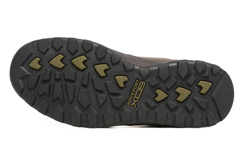 Bottines et boots Rockport TT Wp Mid Marron vue haut