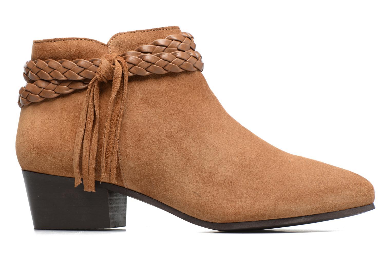 Bottines et boots Georgia Rose Cewest Marron vue derrière