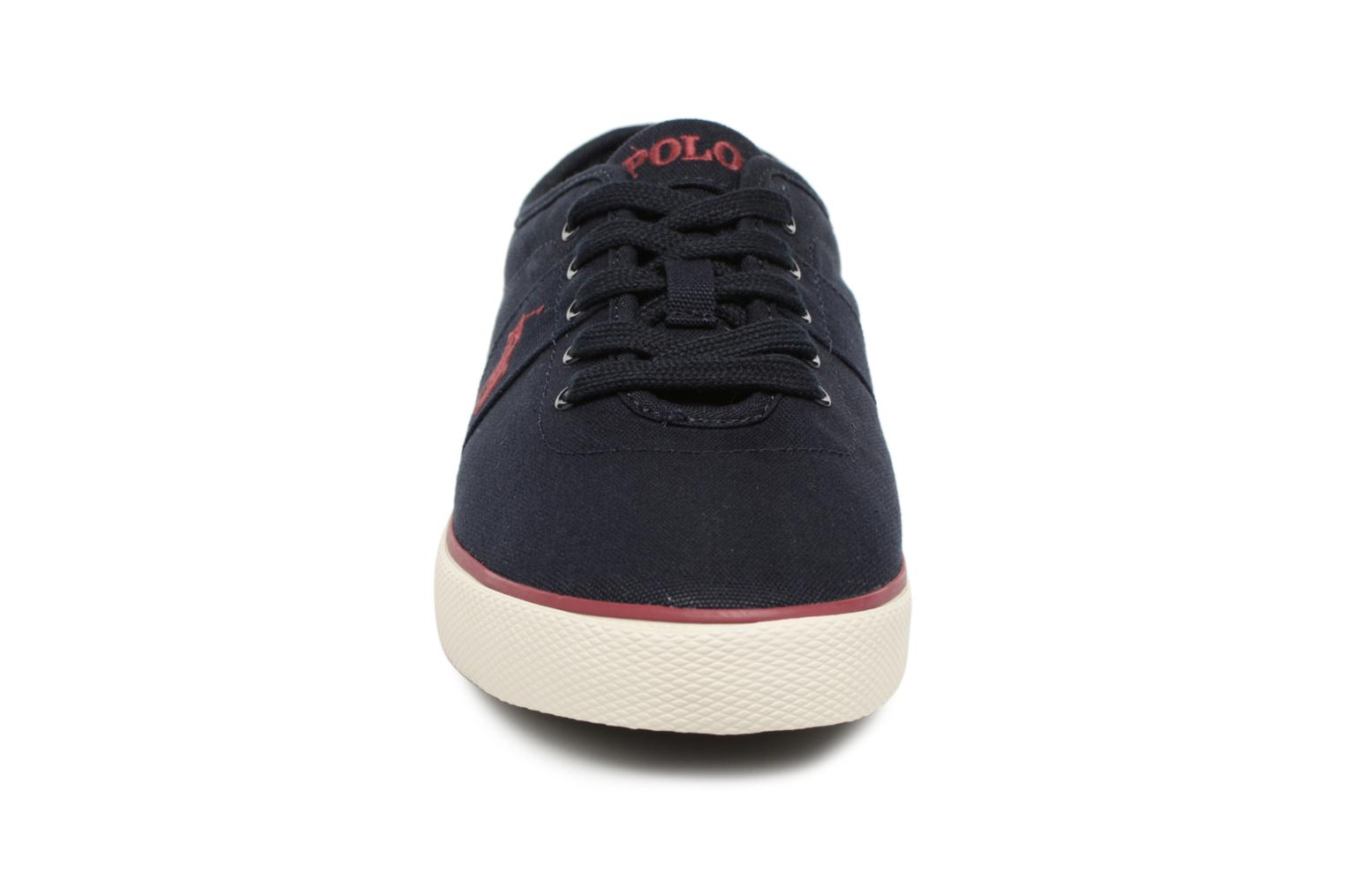 Trainers Polo Ralph Lauren Halford Blue model view