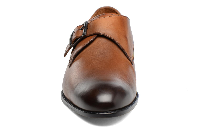 Mocassins Marvin&Co Newbattle Marron vue portées chaussures