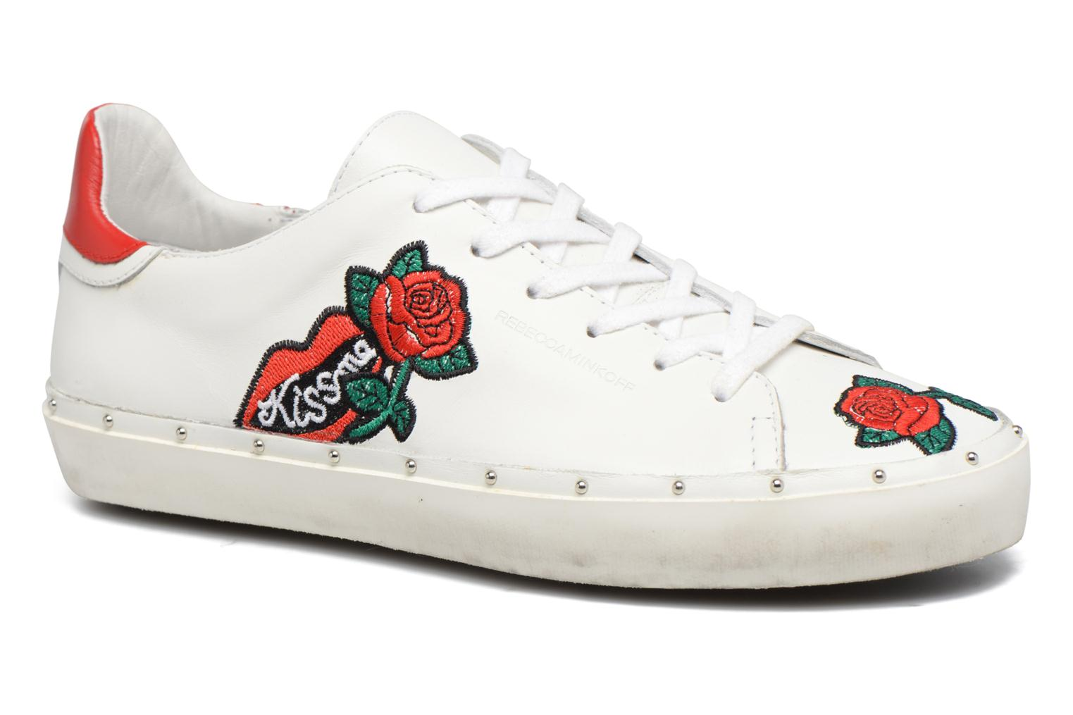 Michell Rose Nappa White