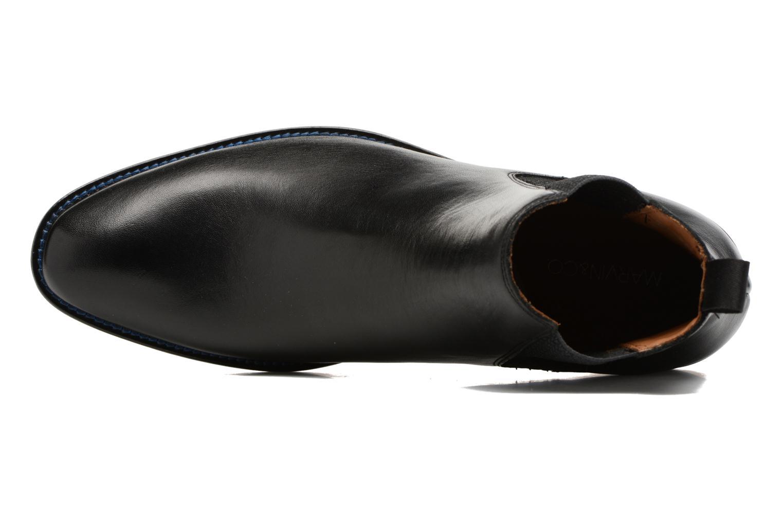 Bottines et boots Marvin&Co Newgale Noir vue gauche
