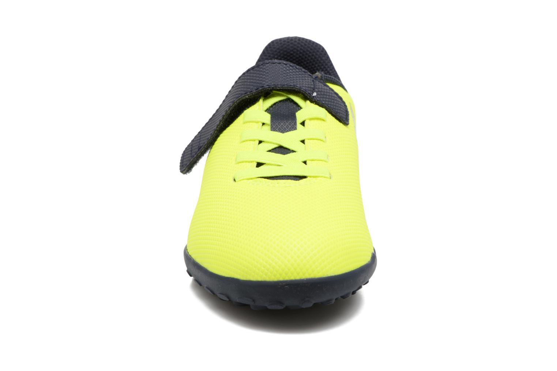 Chaussures de sport Adidas Performance X 17.4 Tf J H&L Jaune vue portées chaussures