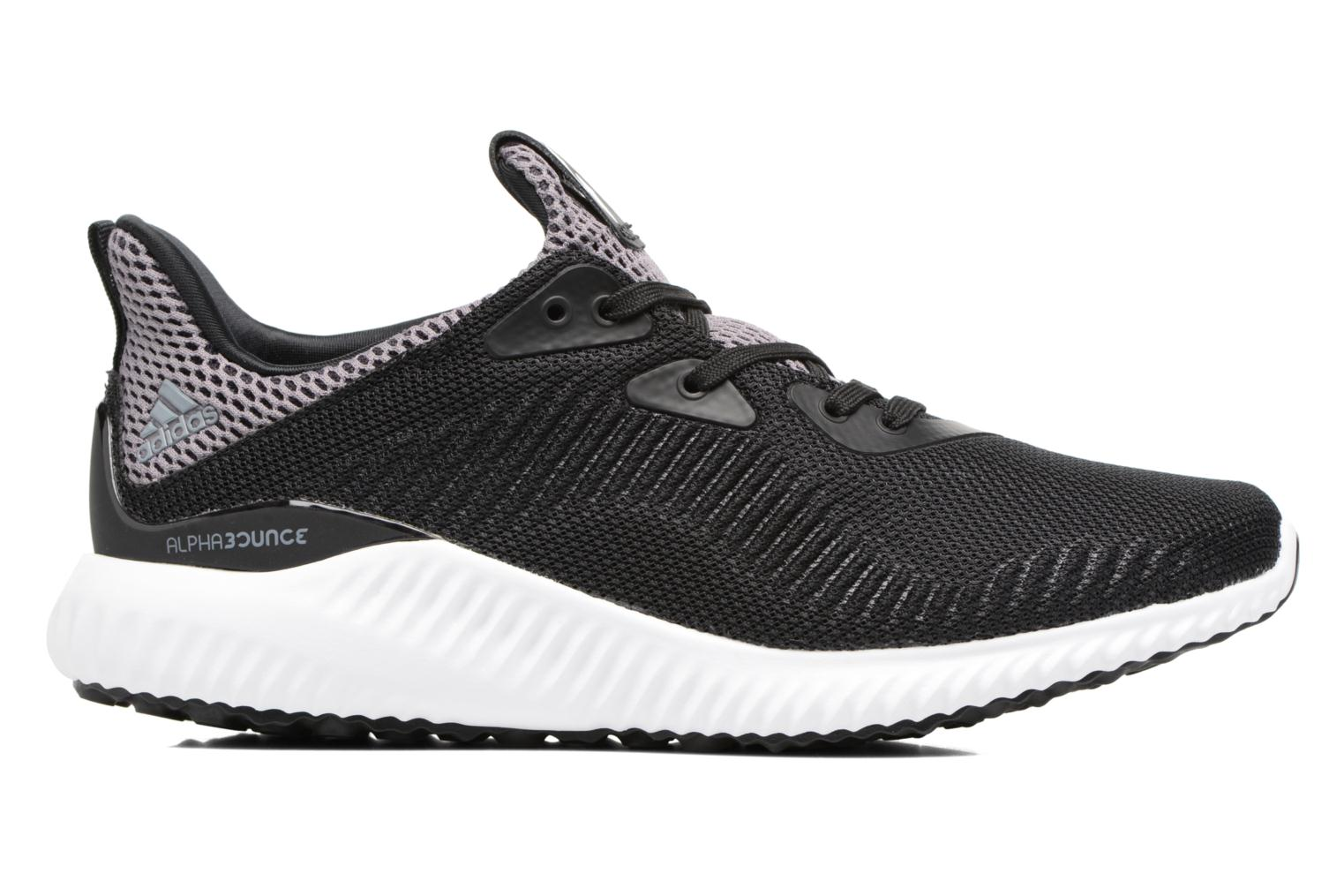 Sneakers Adidas Performance Alphabounce J Nero immagine posteriore