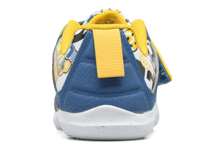 Baskets Adidas Performance Fortaplay Ac I Bleu vue droite