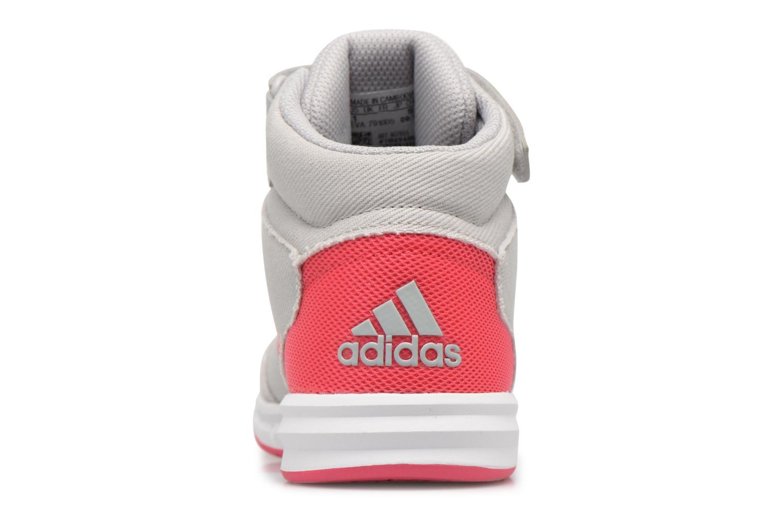 Sneakers Adidas Performance Altasport Mid El K Grijs rechts