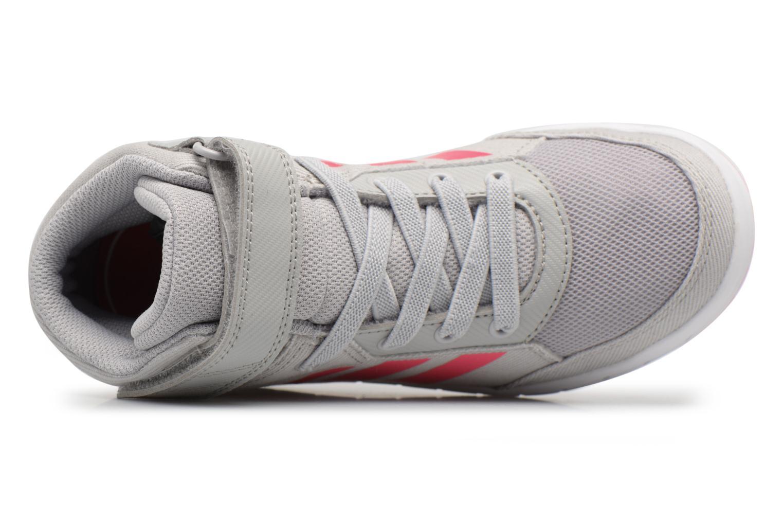 Sneakers Adidas Performance Altasport Mid El K Grijs links