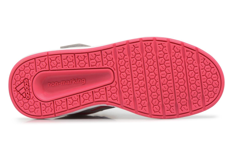 Sneakers Adidas Performance Altasport Mid El K Grijs boven