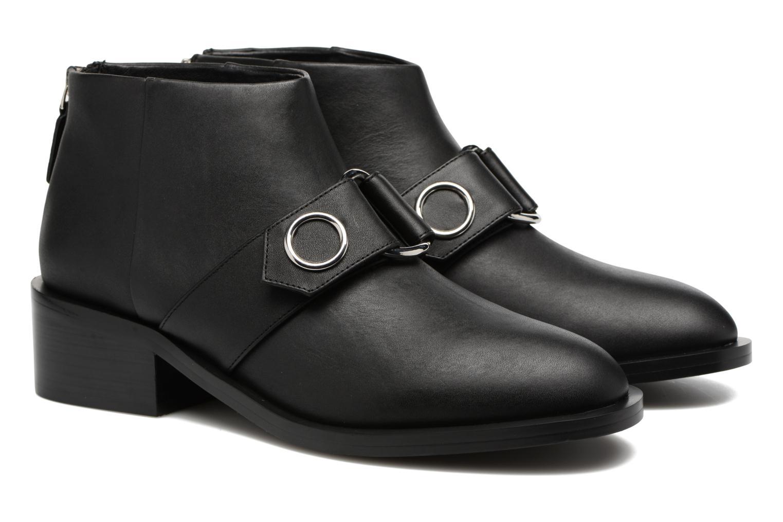 Bottines et boots SENSO Drake I Noir vue 3/4