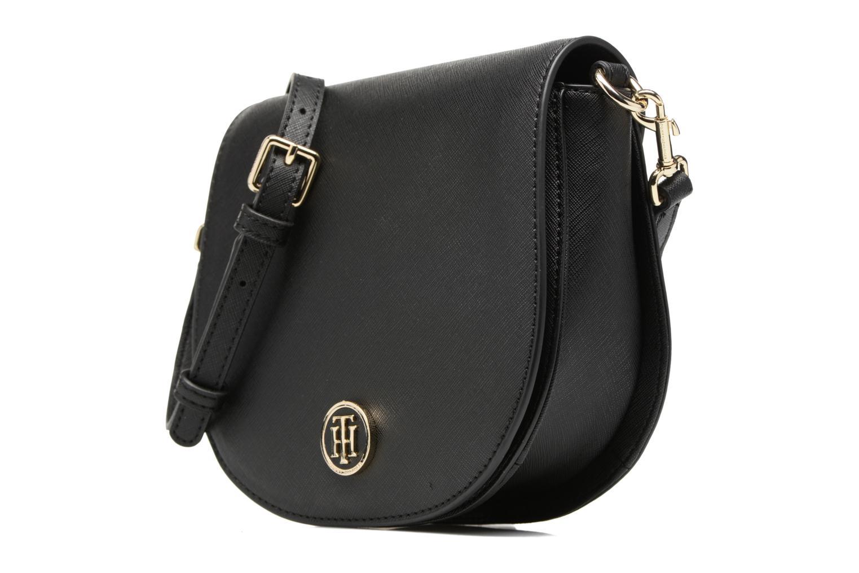 Honey Saddle Bag 002 Black