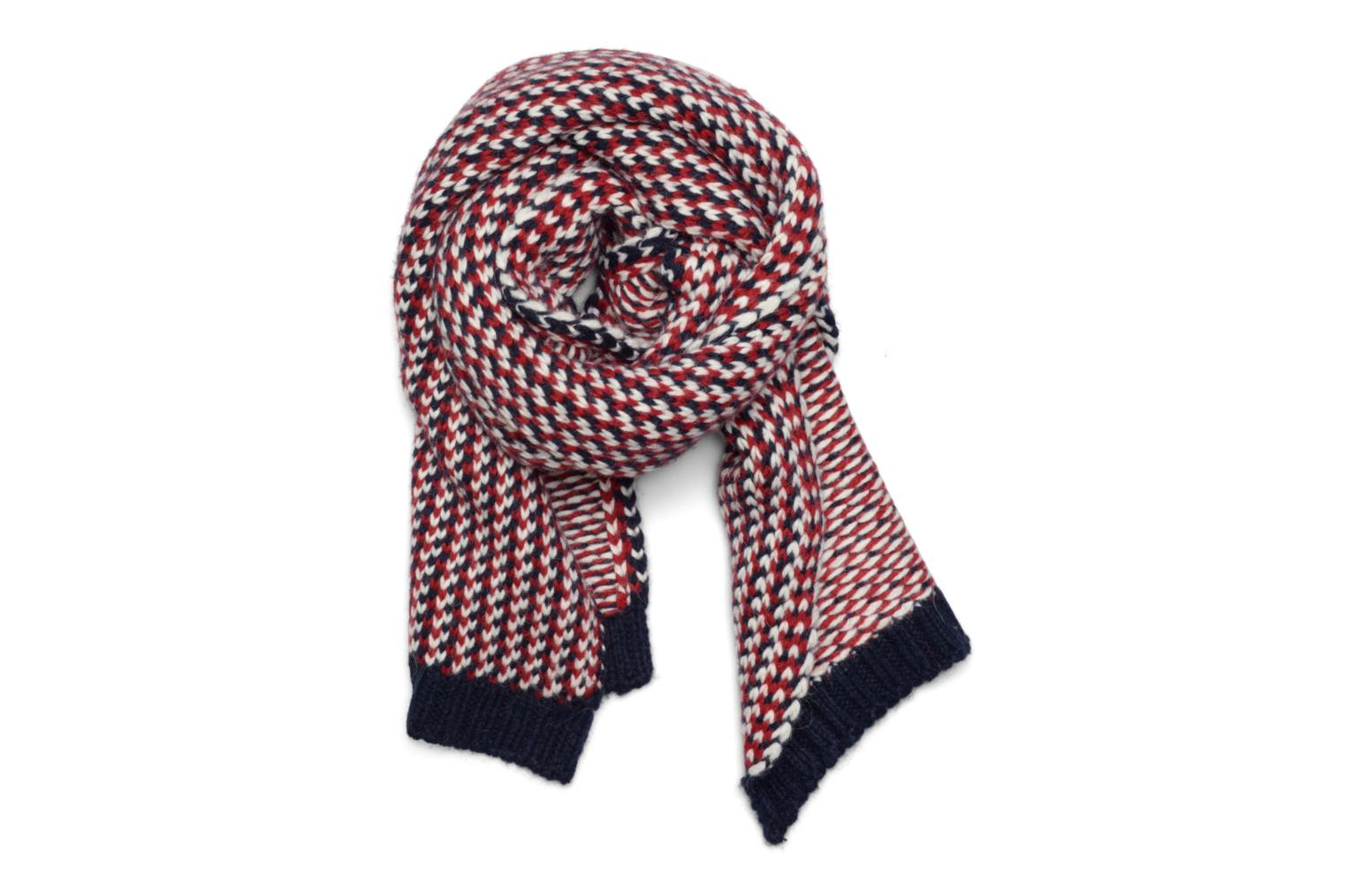 Divers Tommy Hilfiger Chunky Denim Scarf Blauw detail