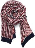 Sonstiges Accessoires Chunky Denim Scarf