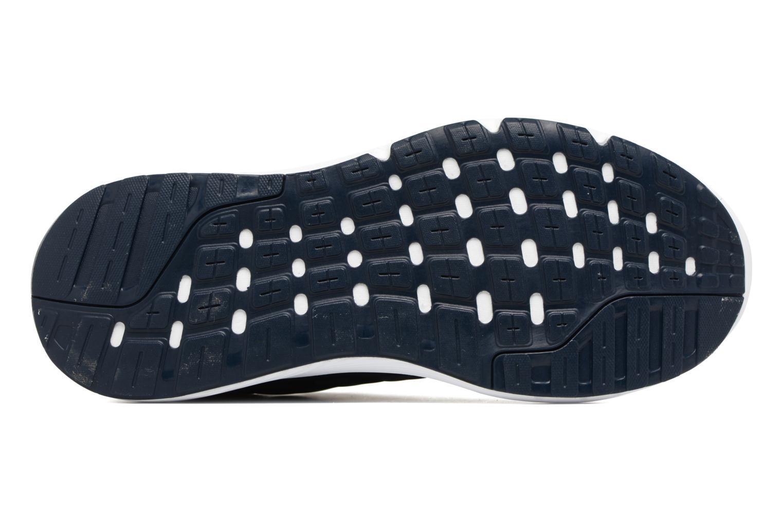 Chaussures de sport Adidas Performance Galaxy 4 M Bleu vue haut