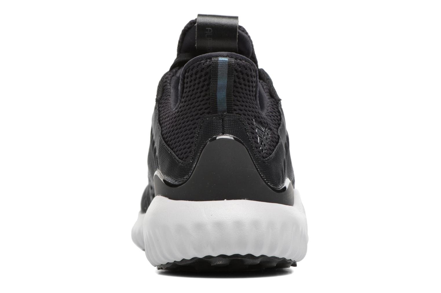 Sport shoes Adidas Performance Alphabounce Em M Black view from the right