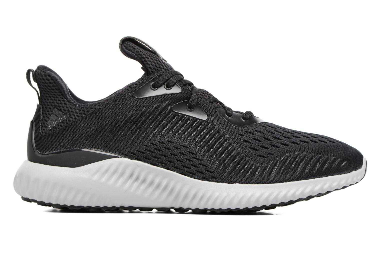 Sport shoes Adidas Performance Alphabounce Em M Black back view