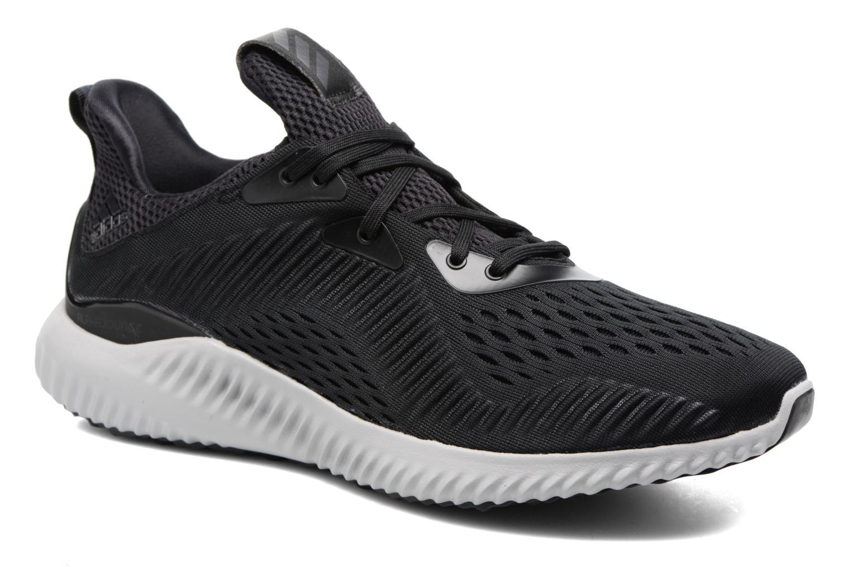 Chaussures de sport Adidas Performance Alphabounce Em M Noir vue détail/paire