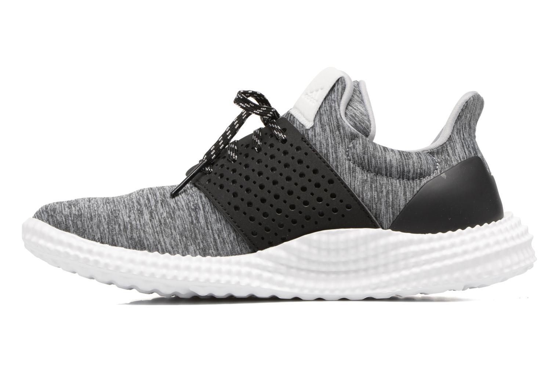 Chaussures de sport Adidas Performance Adidas Athletics 24/7 W Gris vue face