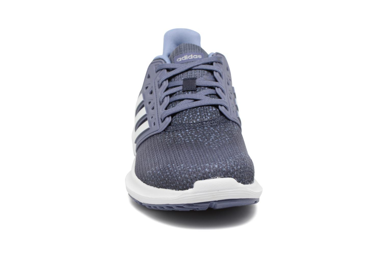 Chaussures de sport Adidas Performance Solyx W Violet vue portées chaussures
