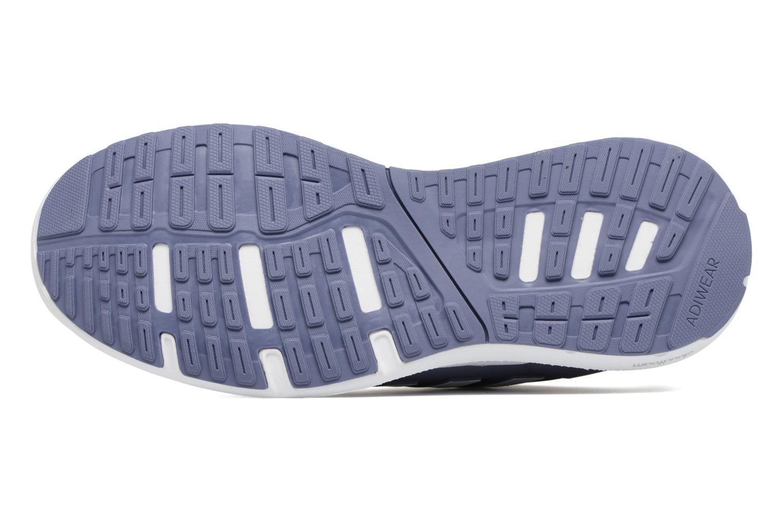 Chaussures de sport Adidas Performance Solyx W Violet vue haut