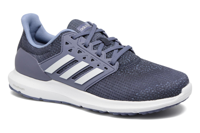 Chaussures de sport Adidas Performance Solyx W Violet vue détail/paire