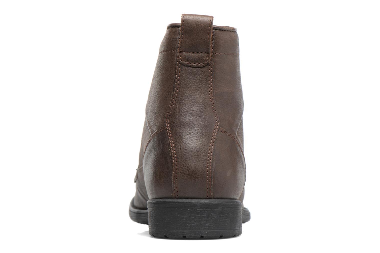Boots en enkellaarsjes Geox U Jaylon C U74Y7C Bruin rechts