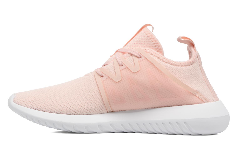 Baskets Adidas Originals Tubular Viral2 W Rose vue face