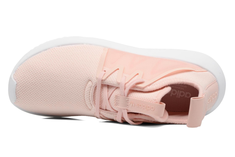 Baskets Adidas Originals Tubular Viral2 W Rose vue gauche