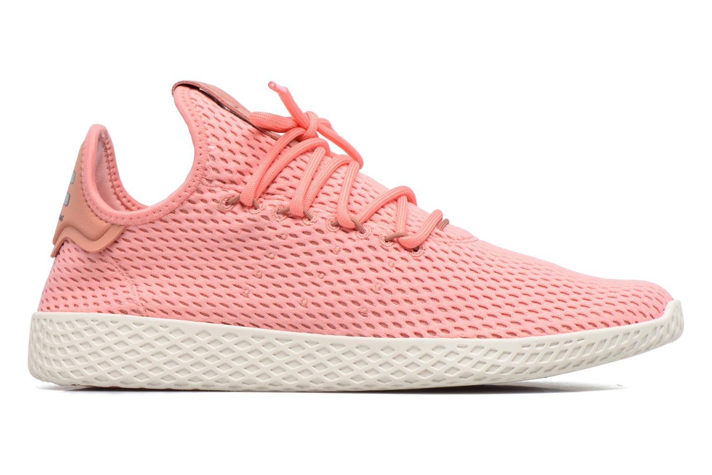 Baskets Adidas Originals Pharrell Williams Tennis Hu Rose vue derrière